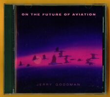 Jerry Goodman - On the Future of Aviation - Violin Jazz Fusion - 1985 NEW CD