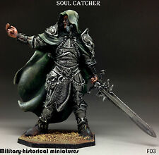 Soul Catcher, Tin toy soldier 54 mm, figurine, metal sculpture Hand Painted