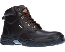 Dickies Newark Safety Steel Toe Water Resistant Mens Leather Work Boots UK6-12
