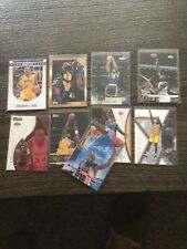 Kobe Bryant and Shaquille O'Neal NBA card lot