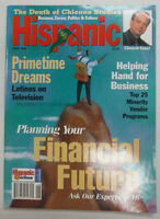 Hispanic Magazine Planning Your Financial Future Cheech Marin June 1999 053015R