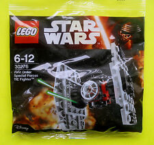 LEGO Star Wars 30276 first order MINI Tie Fighter POLYBAG NUOVO OVP