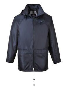 Regenjacke Regenschutz Jacke Rain-Jacket wasserdicht Nässeschutz Portwest