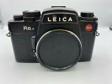 Leica R6.2 analog camera body