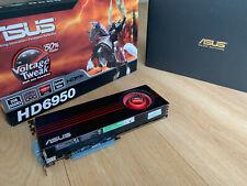 Grafikkarte ASUS HD6950 2 GB GDDR5 mit Originalverpackung