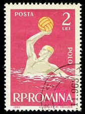 Scott # 1552 - 1963 - ' Water Polo '