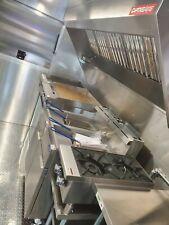 Custom food trucks - concession trailers for the West Coast Custom Build ByOrder