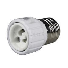 Sockel Adapter von E27 auf GU10 Lichtadapter Adaptersockel Lampen Lampensockel