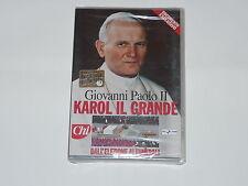 GIOVANNI PAOLO II KAROL IL GRANDE DALL'ELEZIONE AI FUNERALI DVD CHI RAI TRADE