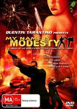My Name Is Modesty (DVD, 2006)