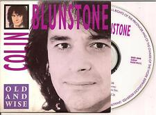 COLIN BLUNSTONE - old and wise CD SINGLE 2TR CARD 1991 (INDISC) HOLLAND
