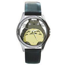 Hot Cute My Neighbor Totoro Anime Leather Wrist Watches Gift New