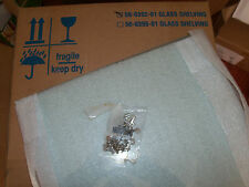 ADEC 56-0392-01 GLASS SHELVING W/MOUNTING HARDWARE
