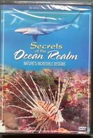 Secrets of the Ocean Realm - Nature's Incredible Designs (DVD,2007)
