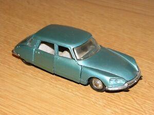 NOREV FRANCE 1/43  Citroën DS 21 N°158