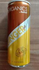1 Energy Drink Dose Red Bull Organics Ginger Ale  Full Voll 250ml Can Österreich