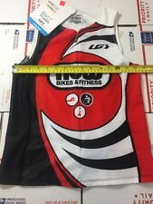 Louis Garneau Women's Tri Team Tank Top Size Medium M (4375-1)