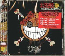 GINGER WILDHEART-YEAR OF THE FANCLUB-JAPAN CD BONUS TRACK E95