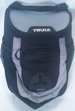 THULE Black Pannier Cycling Bicycle Carrying Storage Bag
