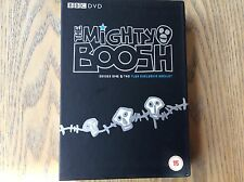 The Mighty Boosh Series 1 And 2 DVD Boxset! Look In The Shop