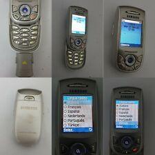 CELLULARE SAMSUNG SGH E800 GSM UNLOCKED SIM FREE DEBLOQUE NO D500 D600