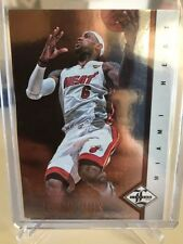 LeBron James Not Autographed Basketball Trading Cards