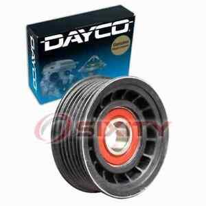 Dayco Drive Belt Tensioner Pulley for 2006-2009 Chevrolet Impala 5.3L V8 fl