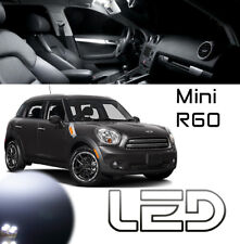 MINI R60 COUNTRYMAN Pack 13 bombillas LED Blanco Maletero Luz techo Piso puerta