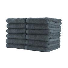 12 Pack of Salon Towels - Bleach Safe 16 x 27 Cotton Towel - Color Options