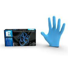 Nitrile gloves SMALL 100 Elegance Blue