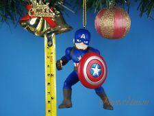 CHRISTBAUMSCHMUCK Deko Marvel Avenger Captain America Dekoration Ornament K1330B