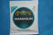 Martin M400 Light Ga. 80-20 Bronze Mandolin Strings