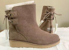 KOOLABURRA BY UGG, LOMA SHORT 1020274 SIZE 6, CINDER WOMAN'S BOOTS BRAND NEW