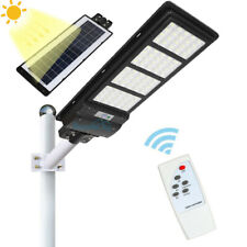 New listing Commercial 9900000Lm Solar Street Light Outdoor Ip67 Pir Spotlight+Remote+Pole