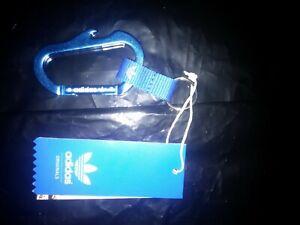 Adidas keyring keychain trefoil Metal Retro originals new adidas keychain car