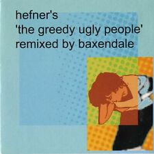 "HEFNER The Greedy Ugly People  7"" Vinyl Record UK MINT"