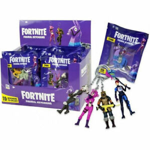 Fortnite Figure Keychain Blind Bag - Party Filler Cake Topper - 36 to Collect