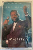 RON KENOLY MAJESTY HOSANNA MUSIC WORSHIP PRAISE MUSIC CASSETTE TAPE