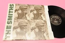 THE SMITHS LP MEAT IS MURDER ORIG PORTOGALLO 1985 NM ! SHRINK COVER !!  TOOPPPP