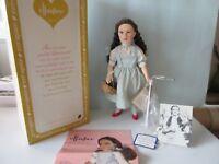 Effanbee  Dorothy Wizard Of Oz Doll /TOTO- ORG.BOX - Stk#331