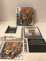 Vigilante 8 for Game Boy Color GBC CIB COMPLETE - No Battery Cover