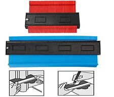2 Pack Contour Gauge Duplication Profile Tool + 5