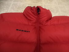 MAMMUT GOOSE DOWN  JACKET GREAT COND NOT MUCH USED WON L