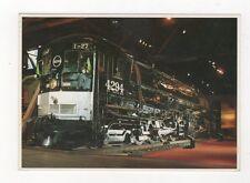 California State Railroad Museum Sacramento 2000 Postcard Usa 566a