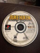 Duke Nukem: Land of the Babes (Sony PlayStation 1, 2000)