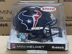 Houston Texans - Riddell NFL Speed Mini Football Helmet