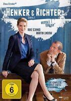 HEITER BIS TÖDLICH: HENKER UND RICHTER-STAFFEL 1  4 DVD NEU