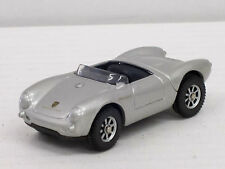 Porsche 550 A Spyder in silber, ohne OVP, Maisto, 1:55 ?, alt