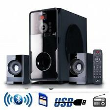 beFree 2.1 CHANNEL Surround Sound*BLUETOOTH SPEAKER SYSTEM*with USB/SD/FM Radio