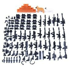 SWAT Military Weapon Gun Set Rifle Pistol Mortar Soldier Accessories for LEGO